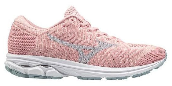 MIZUNO WAVEKNIT R2 (WOMENS) - POWDER PINK