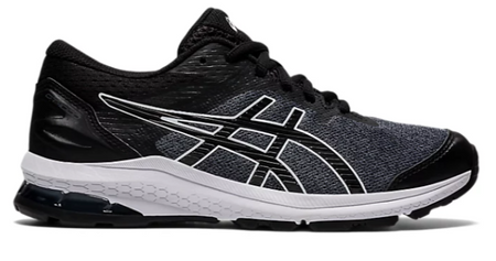 ASICS GT-1000 10 GS - BLACK/WHITE (KIDS)