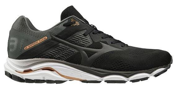MIZUNO WAVE INSPIRE 16 (MENS) - BLACK