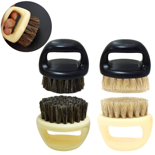 Auto Care Soft Bristle Cleaning Tool for Interior/Leather Seat/Roof/Panel/Dashboard Auto Detailing Car Brush Horses Hair Brush