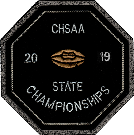 2019 CHSAA State Championship Football Patch