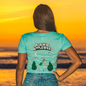 Joanie Appleweed Blue T-Shirt