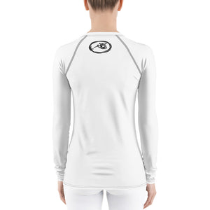 Women's JUST SMESH IT Rash Guard