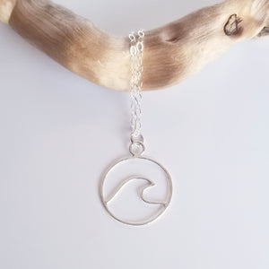 Odysea Wave Pendant - Changing Tides Jewelry