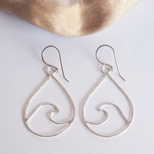 Odysea Wave Earrings - Changing Tides Jewelry