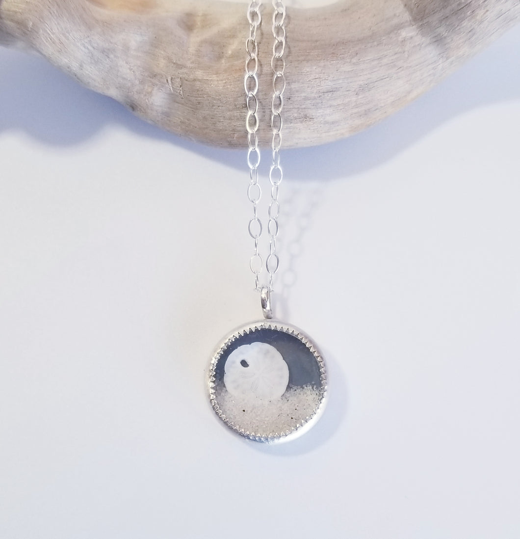 Wear Your Paradise Pendant - Changing Tides Jewelry