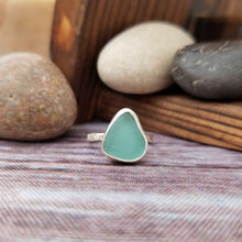 Load image into Gallery viewer, Talulah Sea Glass Ring No.1 size 5