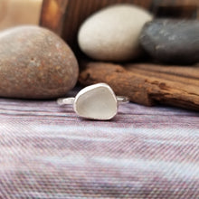 Load image into Gallery viewer, Talulah Sea Glass Ring No.20 size 8