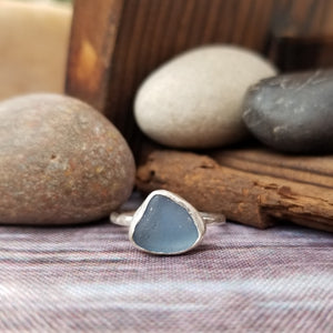 Talulah Sea Glass Ring No.12 size 7