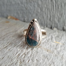 Load image into Gallery viewer, Apatite Ring - size 7.5