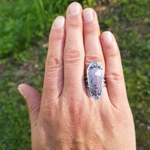Load image into Gallery viewer, Pink Opal Ring - Size 6