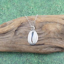 Load image into Gallery viewer, Cowrie Shell Pendant