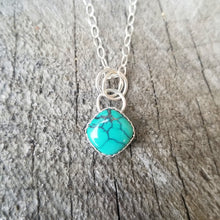 Load image into Gallery viewer, Hubei Turquoise Pendant