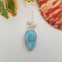Load image into Gallery viewer, Larimar Pendant #2