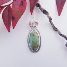 Load image into Gallery viewer, Royston Turquoise Pendant #2