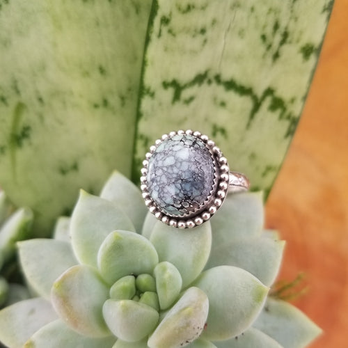 Star Fox Variscite Ring