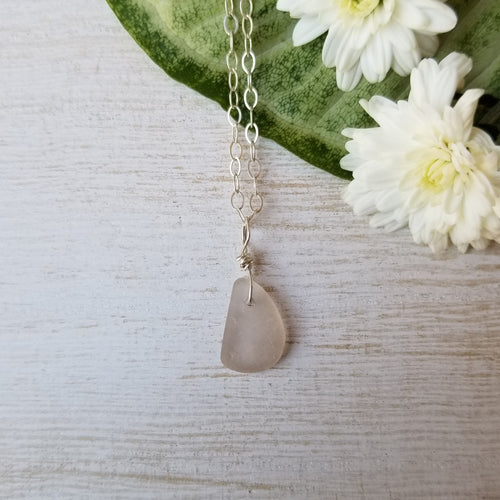 Sea Glass Drop No.2