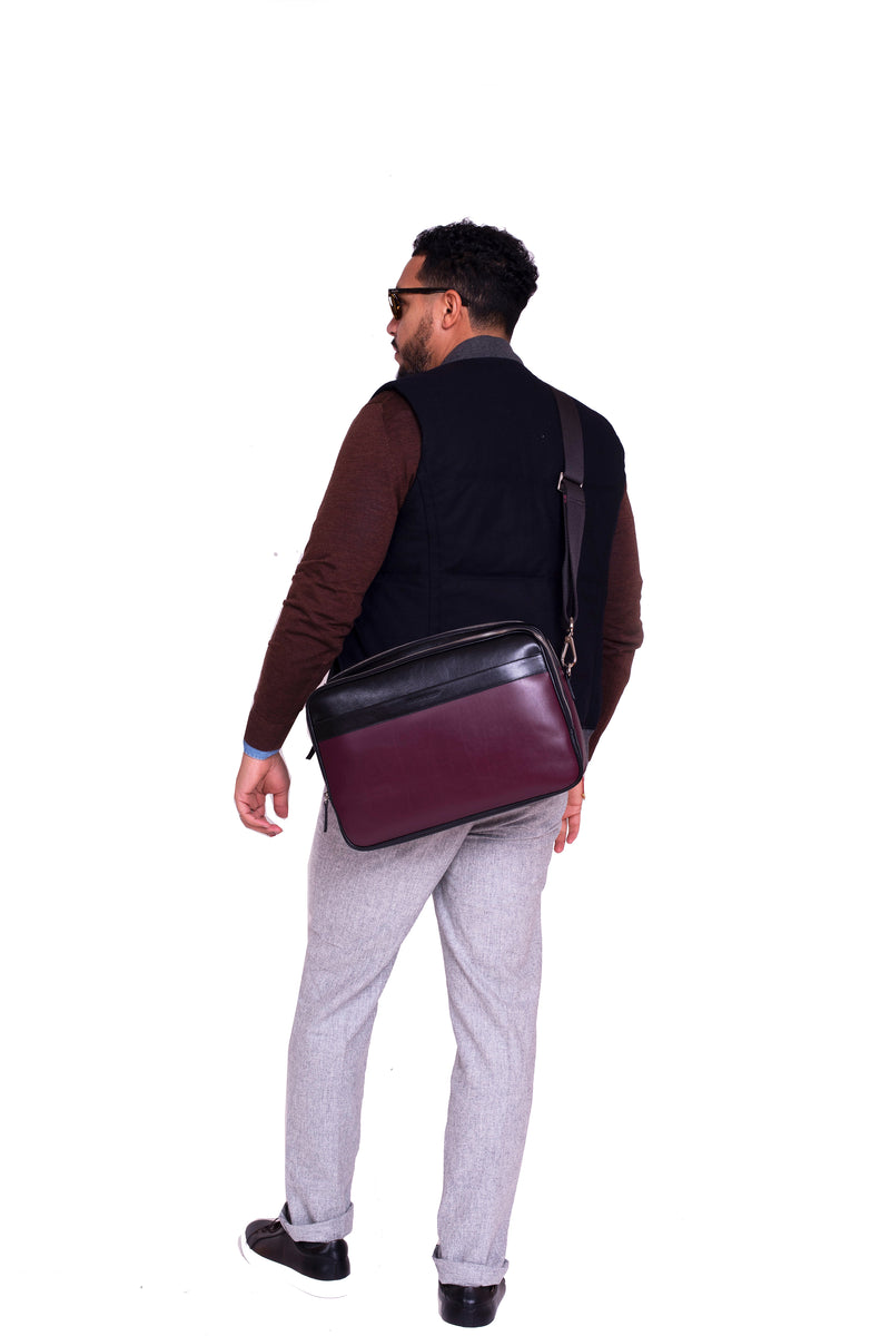 Geneva Messenger Bag
