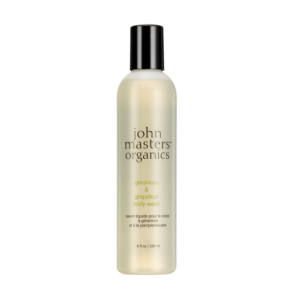 Body Wash with Geranium & Grapefruit 20