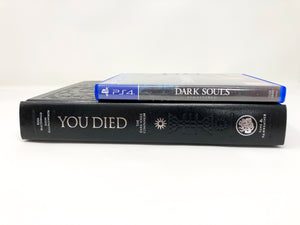 You Died deluxe hardcover (simulated leather edition)