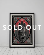 "Load image into Gallery viewer, Mother & Child print (""You Died Kickstarter"" limited edition)"