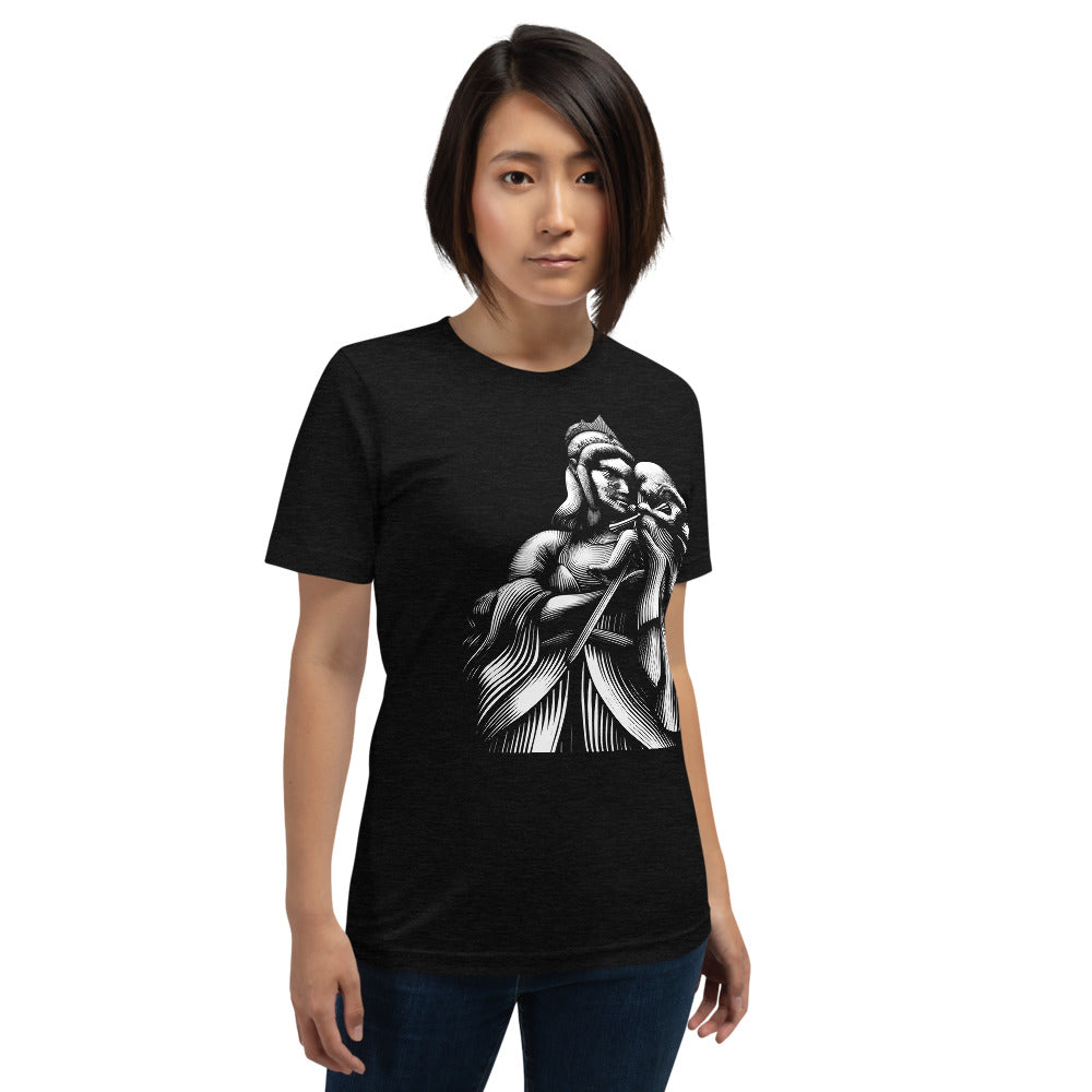 "You Died ""Mother & Child"" - Unisex T-Shirt"