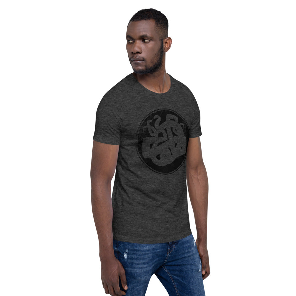 T&F Snakes (Stealth Version) - Unisex Logo T-Shirt