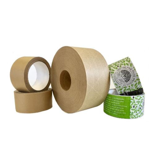 DCTTEC Self Adhesive Paper Tape 72mm X 450m