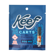 Keef Carts - 500MG Indica