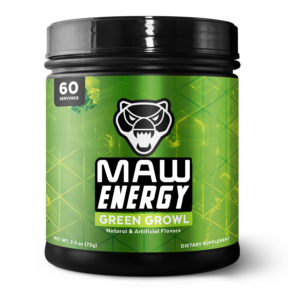 MAW Energy Free Trial (Green Growl)