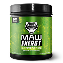 Load image into Gallery viewer, MAW Energy Green Growl