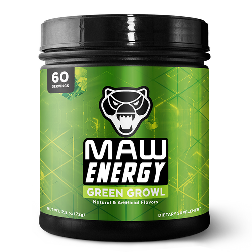 MAW Energy Green Growl (Special Discount 30% Off)