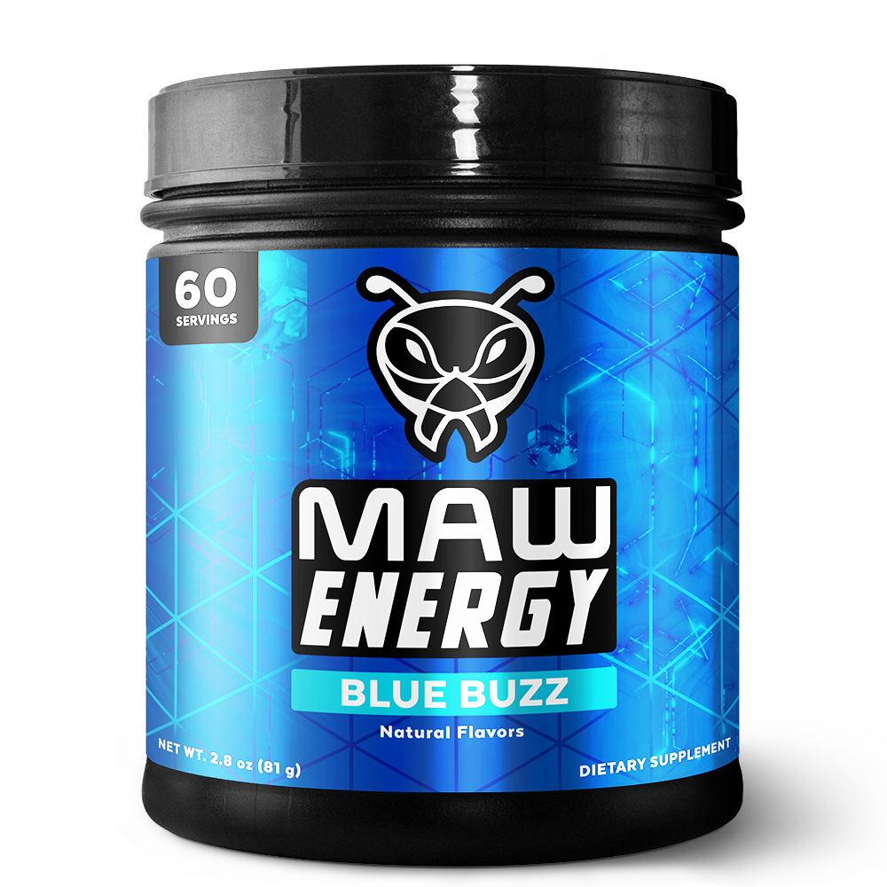 MAW Energy Free Trial (Blue Buzz)