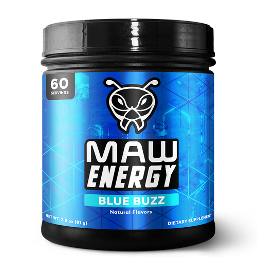 MAW Energy Blue Buzz (Special Discount 30% Off)