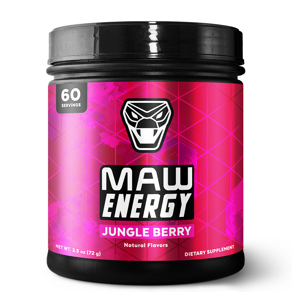 MAW Energy Free Trial (Jungle Berry)