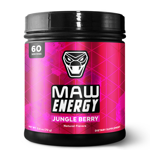 MAW Energy Jungle Berry (Special Discount 30% Off)