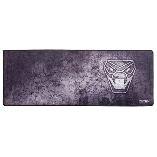 Mamba Predator Extended Gaming Mousepad in Graphite