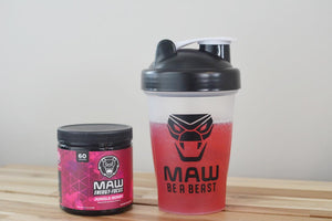 Maw Energy Shaker Cup