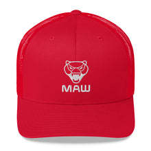 Load image into Gallery viewer, MAW Wolverine Trucker Snapback