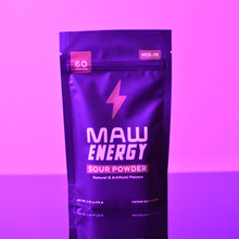Load image into Gallery viewer, MAW Energy Sour Powder