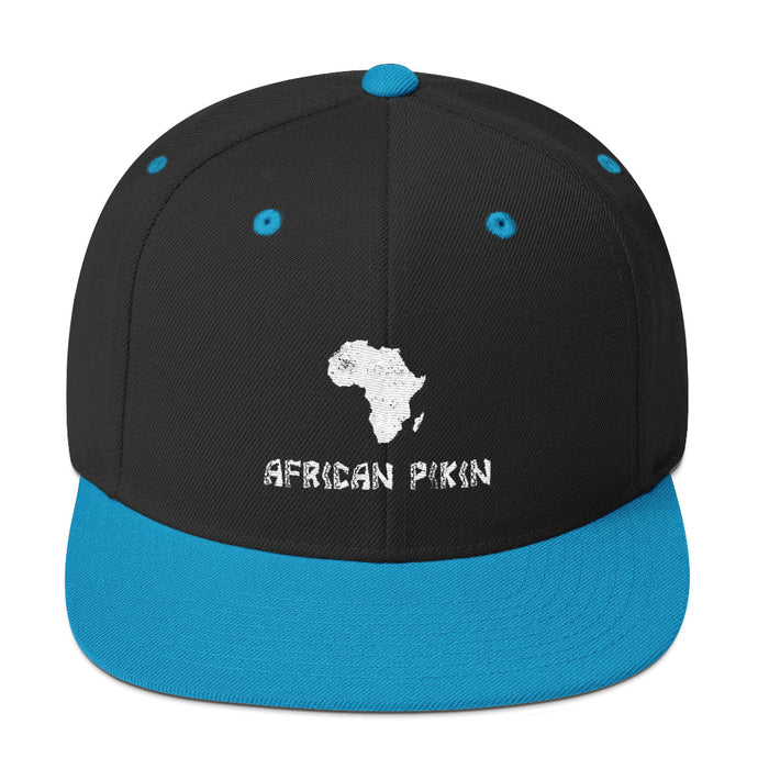 African Pikin Snapback Hat - Efizy Tees