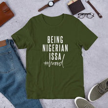 Load image into Gallery viewer, Nigerian Mood Short-Sleeve Unisex T-Shirt +Colors - Efizy Tees