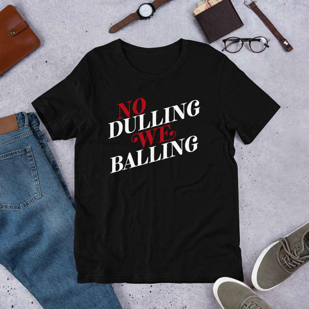 No Dulling Short-Sleeve Men's T-Shirt +Colors - Efizy Tees