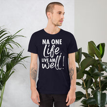 Load image into Gallery viewer, One Life Short-Sleeve Unisex T-Shirt +Colors - Efizy Tees