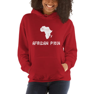 African Pikin Unisex Hooded Sweatshirt +Colors - Efizy Tees