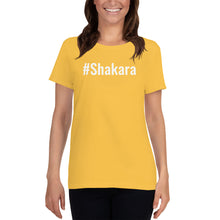 Load image into Gallery viewer, Shakara Women's short sleeve t-shirt +Colors - Efizy Tees