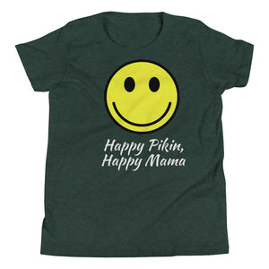 Happy Pikin Youth Short Sleeve T-Shirt - Efizy Tees