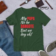 Load image into Gallery viewer, Papa Short-Sleeve T-Shirt - Efizy Tees