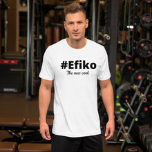 Load image into Gallery viewer, Efiko Short-Sleeve Unisex T-Shirt - Efizy Tees