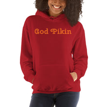 Load image into Gallery viewer, God Pikin Unisex Hooded Sweatshirt +Colors - Efizy Tees